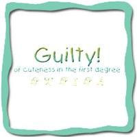 Guilty! (Teal)