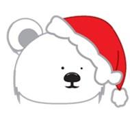 Holiday Polar Bear