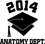 Anatomy Dept 2014 Graduation Gifts