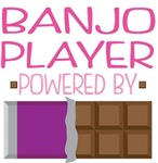 BANJO PLAYER powered by chocolate