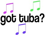 Got Tuba T-shirts And Gifts