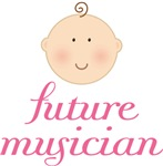 Future Musician Kids Tees and Gifts