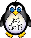 Got Choir Penguin Music Apparel and Gifts