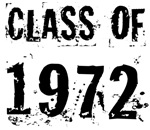 Grunge Class Of 1972 Reunion T-shirts
