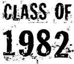 Grunge Class Of 1982 Reunion T-shirts