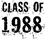 Grunge Class Of 1988 Reunion T-shirts