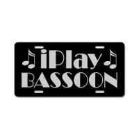 iPlay Music License Plates