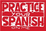 Practice Your Spanish (red)