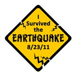 I Survived the Earthquake 8/23/11