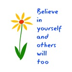 Believe in Yourself and Others Will Too V3