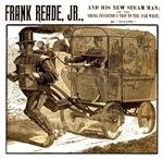 Frank Reade's Steam Man 1892