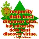 Prosperity/Adversity
