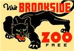 Brookside Zoo WPA Poster