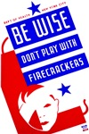 Firecrackers WPA Poster