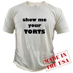Show me your TORTS.