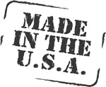 Made in the USA (BW)