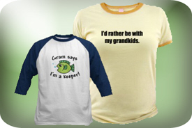 T-Shirts and Gifts for Gram