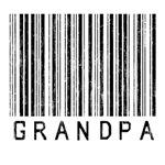 Grandpa Barcode