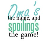 Oma's the Name!