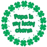 Papa is My Lucky Charm