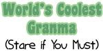 World's Coolest Granma
