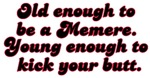 Young Enough Memere