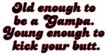 Young Enough Gampa