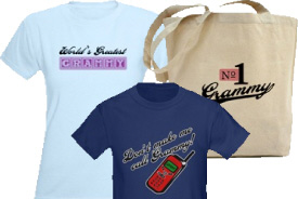 Grammy Gifts and T-Shirts