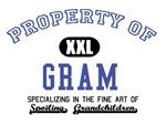 Property of Gram
