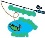 Grandpop's Fishing Buddy
