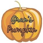 Gran's Pumpkin