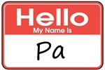 Hello, My name is Pa