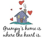 Grampy's Home is Where the Heart is
