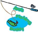 Ava's Fishing Buddy