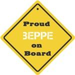 Proud Beppe on Board