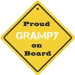Proud Grampy on Board