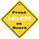 Proud Memere on Board