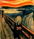 Edvard Munch, The Scream 30th Birthday Gifts!