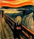 Edvard Munch, The Scream 60th Birthday Gifts!