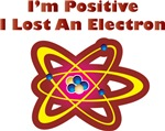 I'm Positive I Lost An Electron