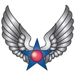 Air Force Wings Solo