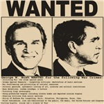 Bush Wanted Tshirts