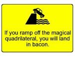 Magical Quadrilateral