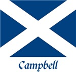Campbell St. Andrew's Flag