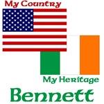 Bennett Irish American