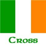 Cross Irish Flag