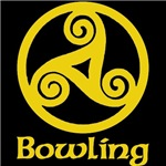 Bowling Celtic Knot (Gold)