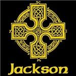 Jackson Celtic Cross (Gold)