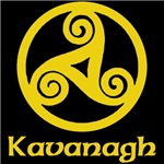 Kavanagh Celtic Knot (Gold)