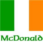 McDonald Irish Flag
